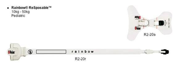 Rainbow R2-20 ReSposable Sensor